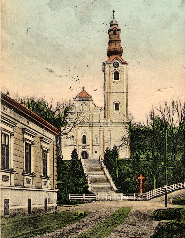 Crkva Uznesenja Blažene Djevice Marije - 1914