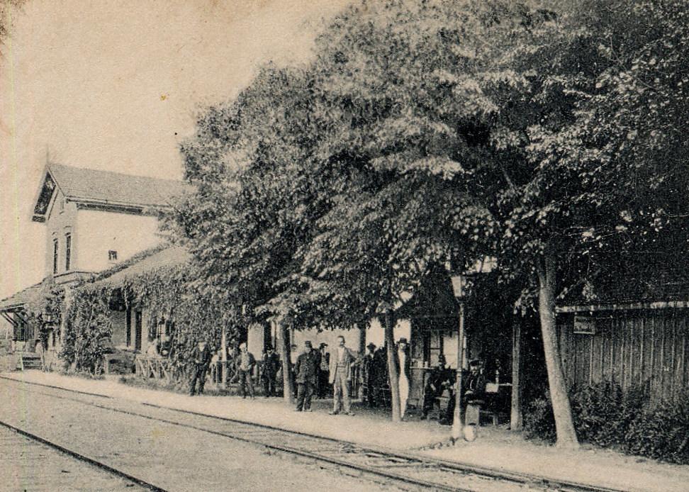 Kolodvor - 1909.