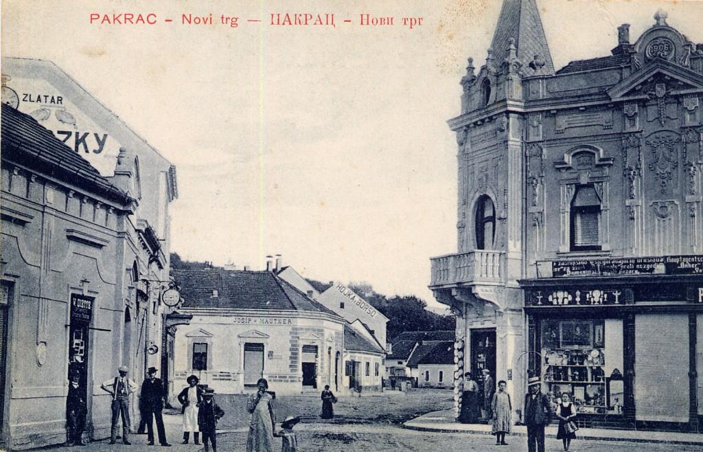 novi-trg-danasnji-trg-76-bataljuna-pakrac-1911