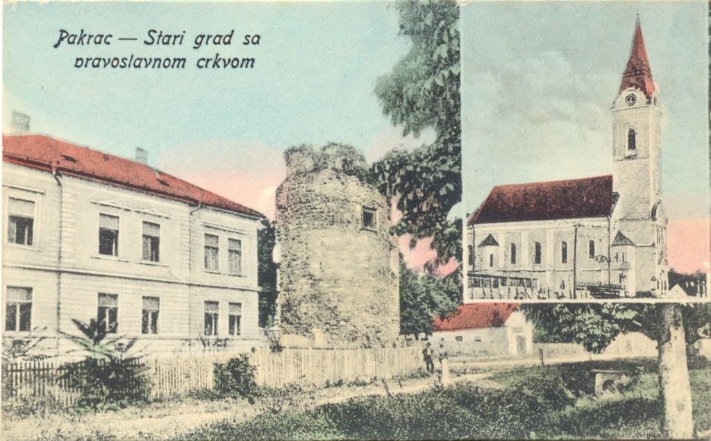 pakrac-stari-grad-i-pravoslavna-crkva-a-fuchs-pakrac-pocetak-20-st