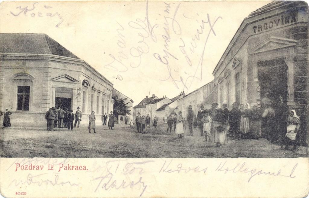 pocetak-danasnje-ulice-kralja-tomislava-pakrac-prvo-desetljece-20-st