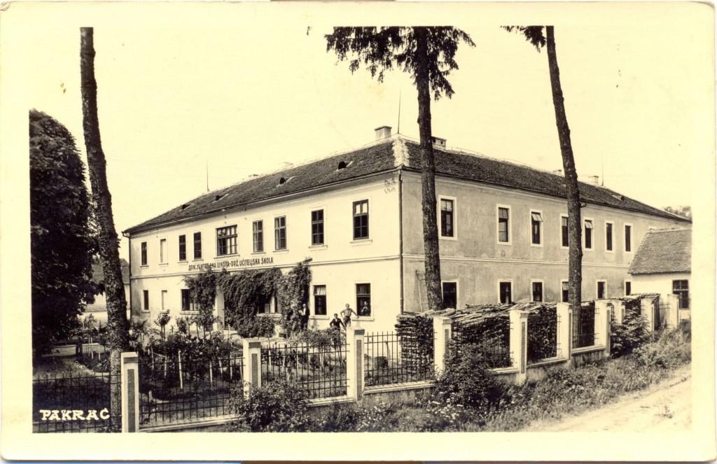 trenkov-dvorac-uciteljska-skola-gimnazija-pakrac-prva-polovica-20-st