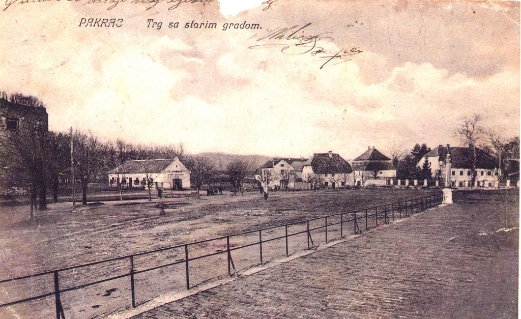 trg-sa-starim-gradom-danasnji-trg-bana-josipa-jelacica-pakrac-1910