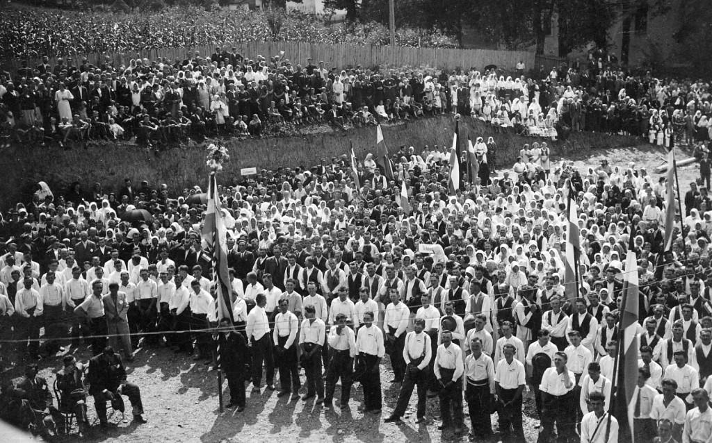 otvorenje-hrvatskog-doma-pakrac-05-09-1937