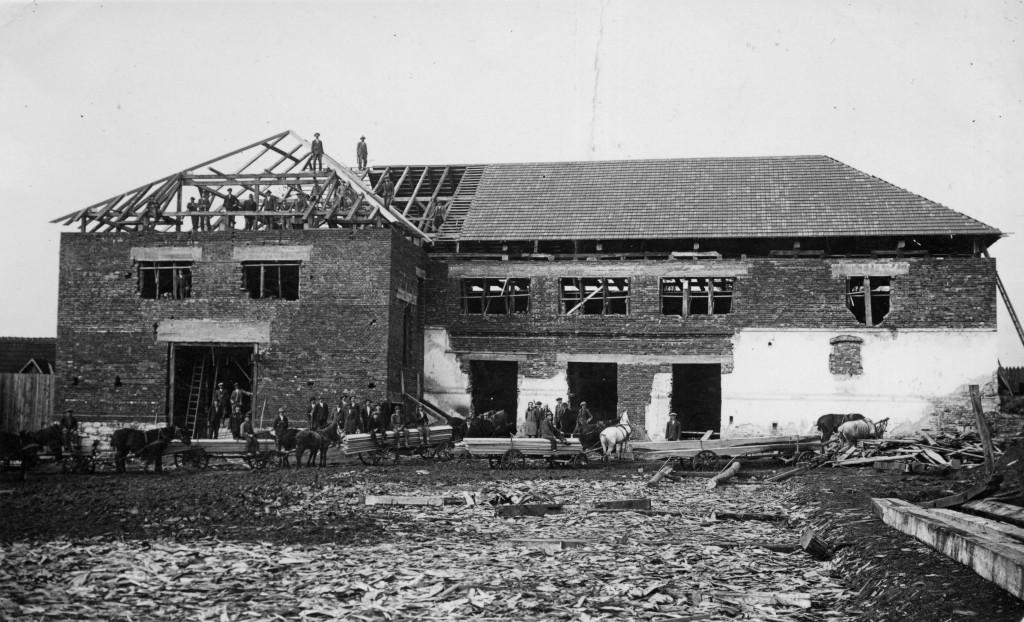 pakrac-1936-gradnja-hrvatskog-doma