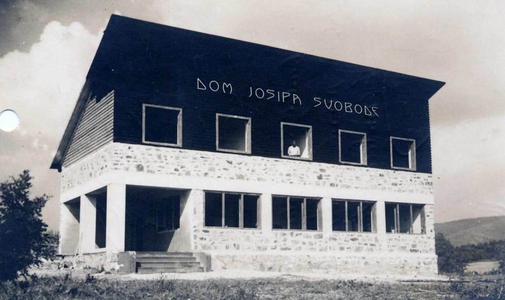 planinarski-dom-josipa-svobode-velika-poljana-psunj-pakrac-1937
