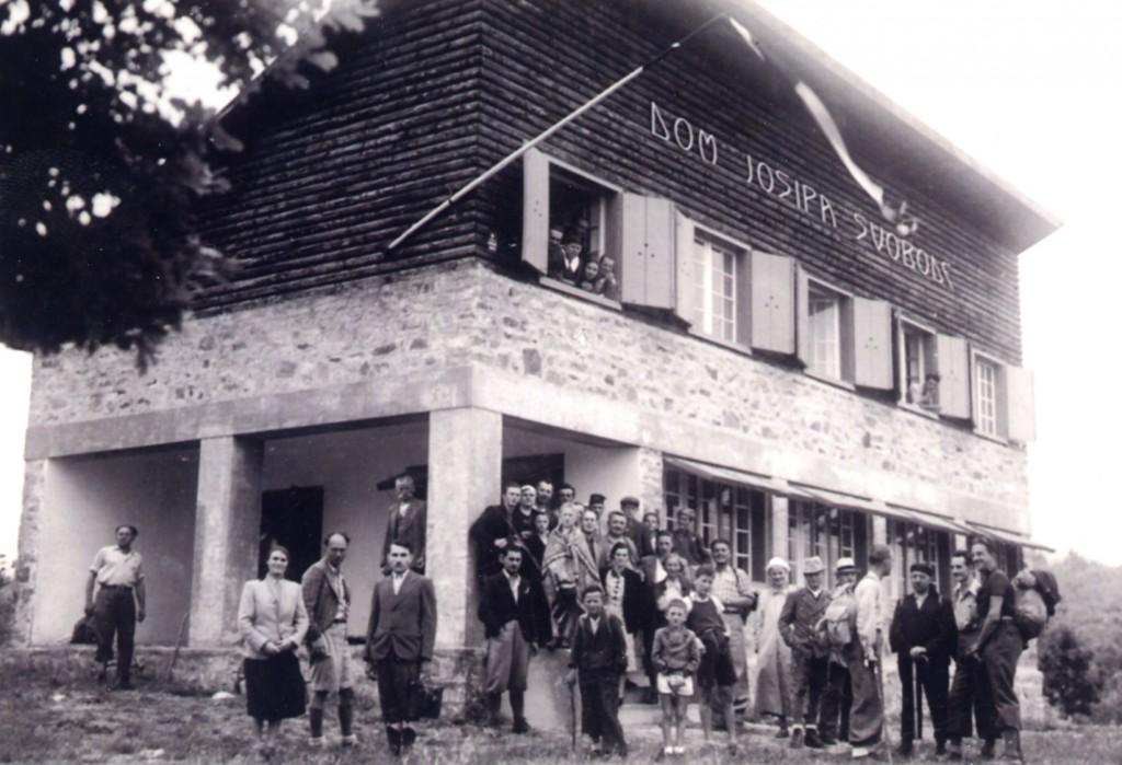 planinarski-dom-velika-poljana-psunj-pakrac-1937