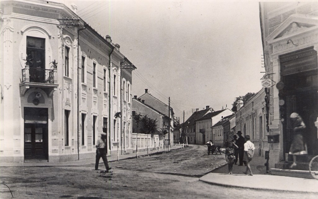postanska-ulica-2a-danasnja-ulica-kralja-tomislava-pakrac-1938