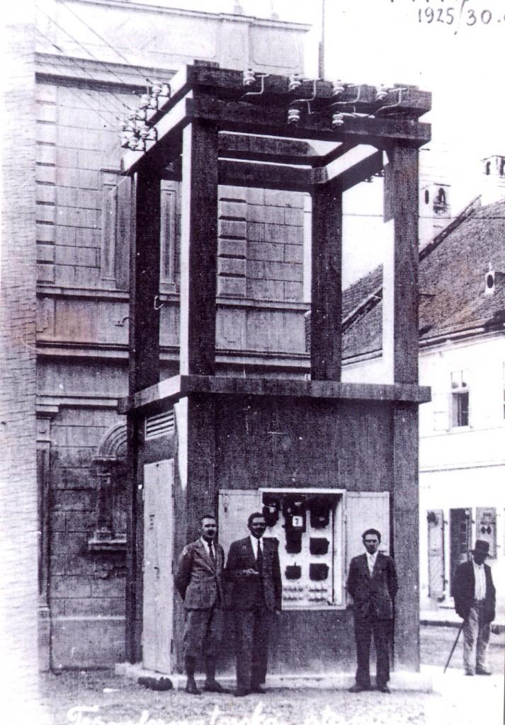 prva-transformatorska-stanica-pakrac-1925