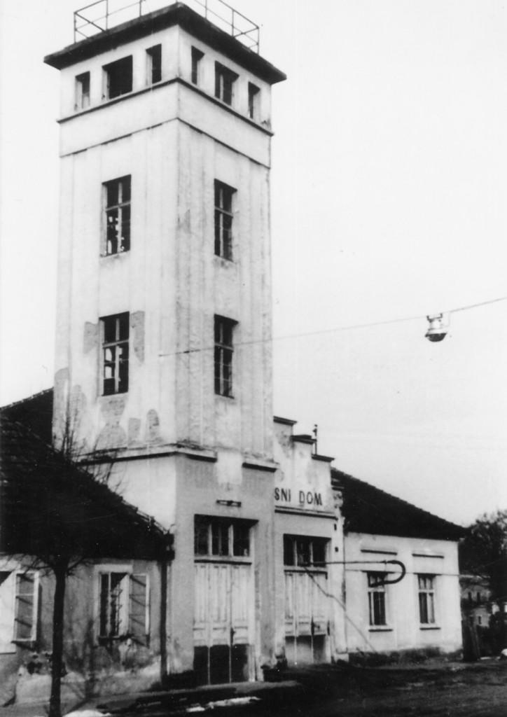 stari-vatrogasni-dom-i-toranj-pakrac-80-e-godine-20-st
