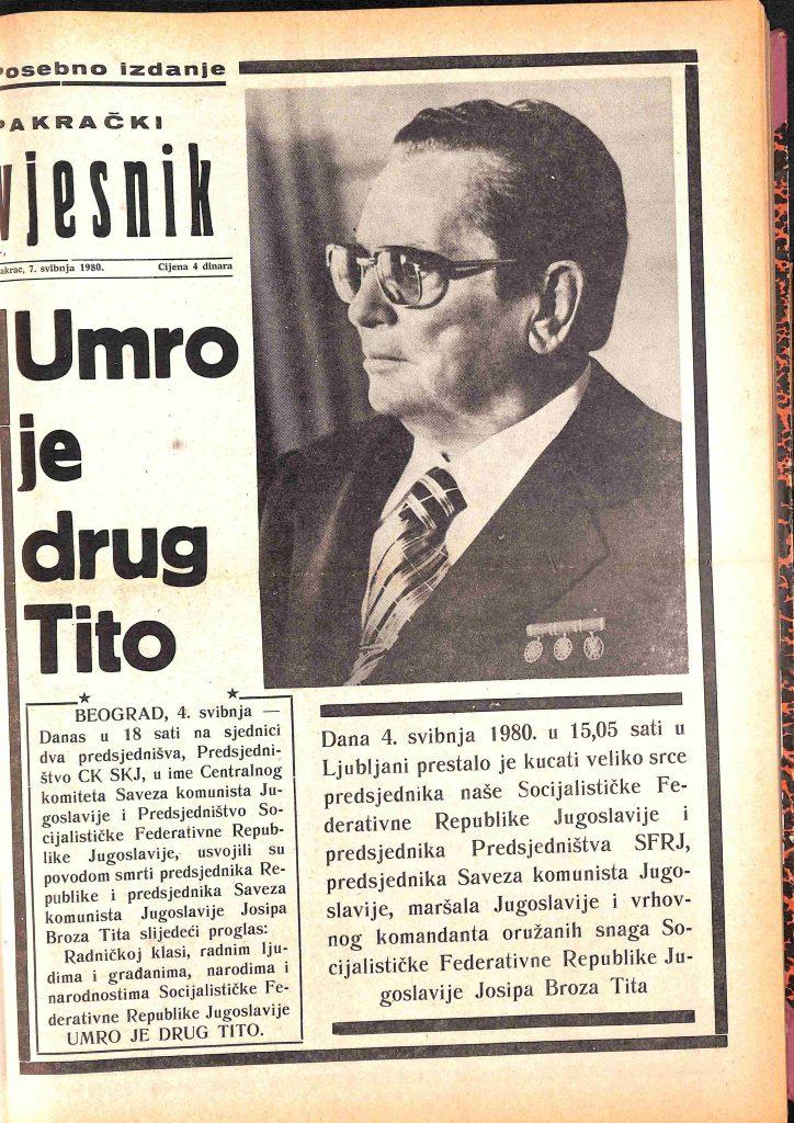 07 svibnja 1980