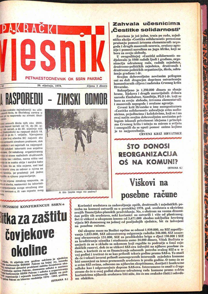 20 siječnja 1979