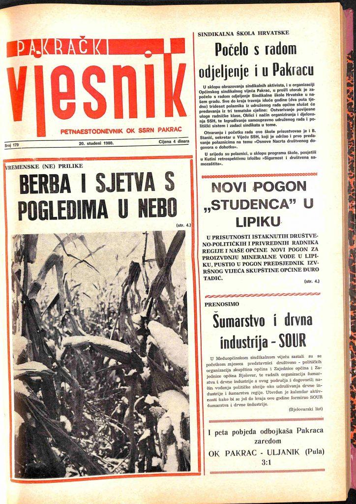 20. studeno 1980
