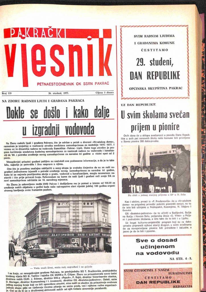 26 studeni 1977