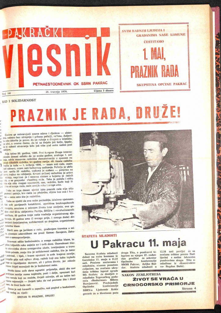 28. travnja 1979
