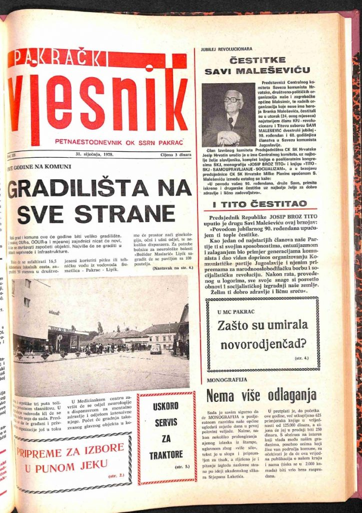31 siječnja 1978