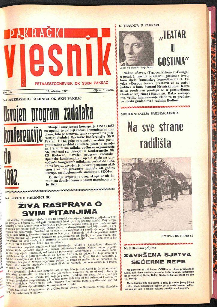 31. ožujka 1979