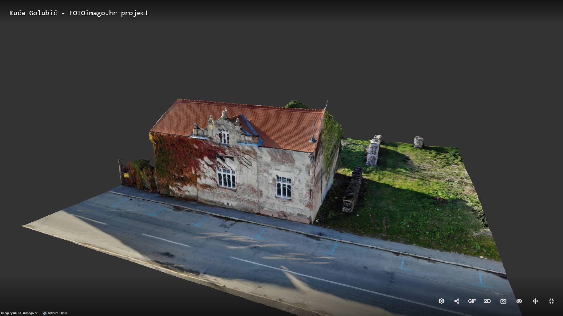 Kuća Golubić