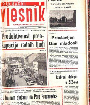 31. svibnja 1979