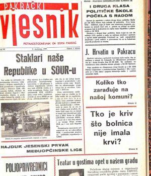 5 studeni 1977