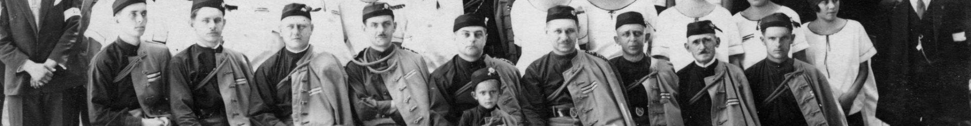 Hrvatski sokol u Pakracu, 1928.