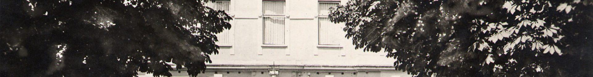 Stara bolnica, Pakrac, 1943.